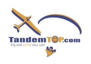 Logo - TandemTOP parapente